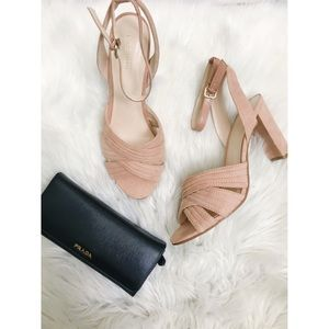 Nude Sandals 🎀